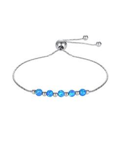 Opal Adjustable Bracelet