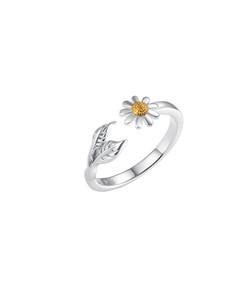 Single Daisy Ring