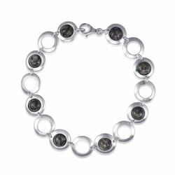 Jersey Granite Dome Bracelet