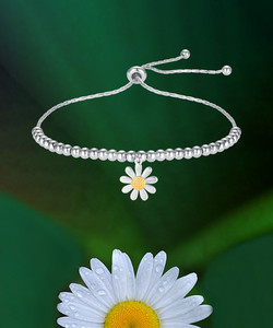 Daisy Adjustable Bracelet