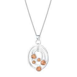 Jersey Granite Ovals Necklace