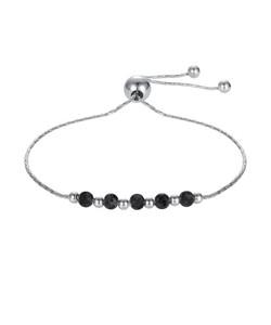 Jersey Granite Adjustable Bracelet