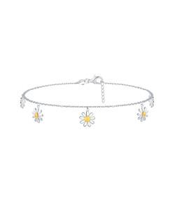 Daisy Ankle Bracelet