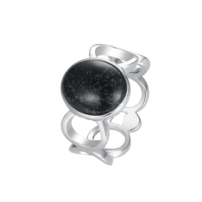 Granite Circles Ring