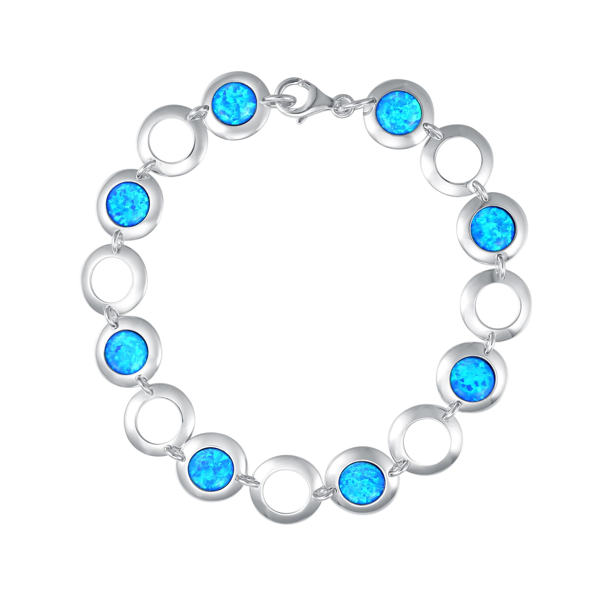Opal Dome Bracelet
