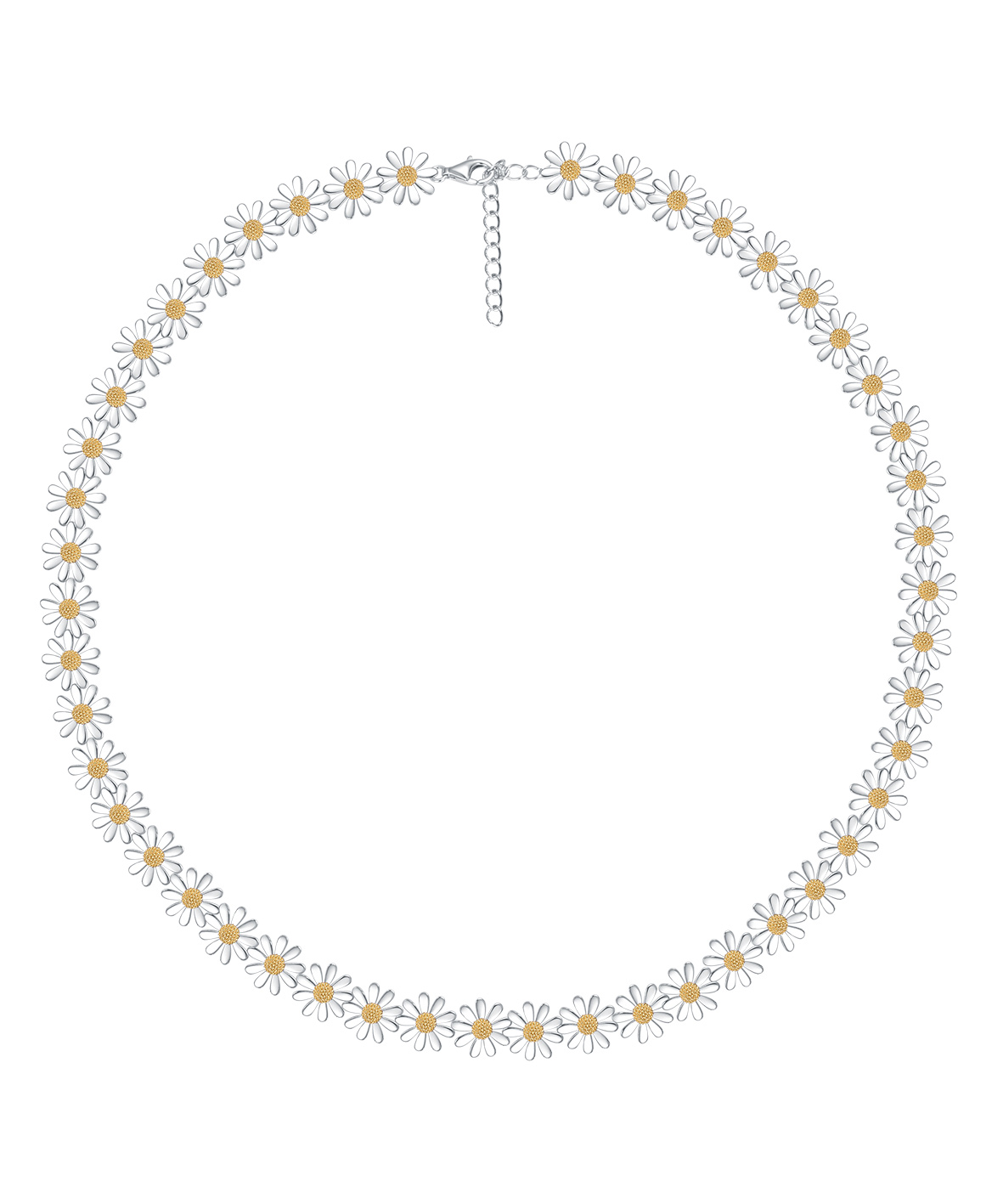 Full Daisy Necklace