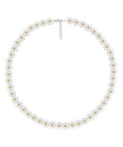 Full Daisy Necklace
