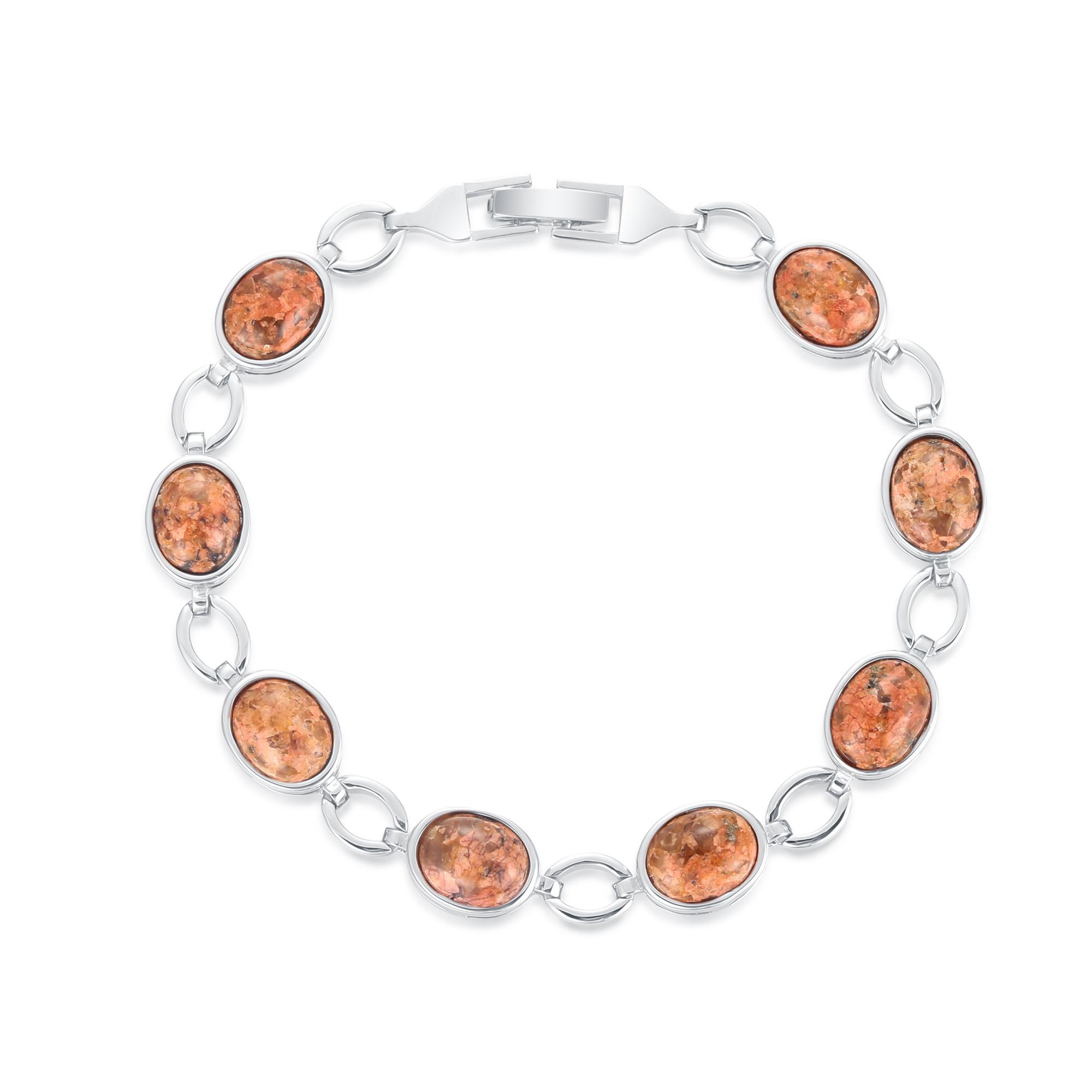 Multi Ovals Bracelet