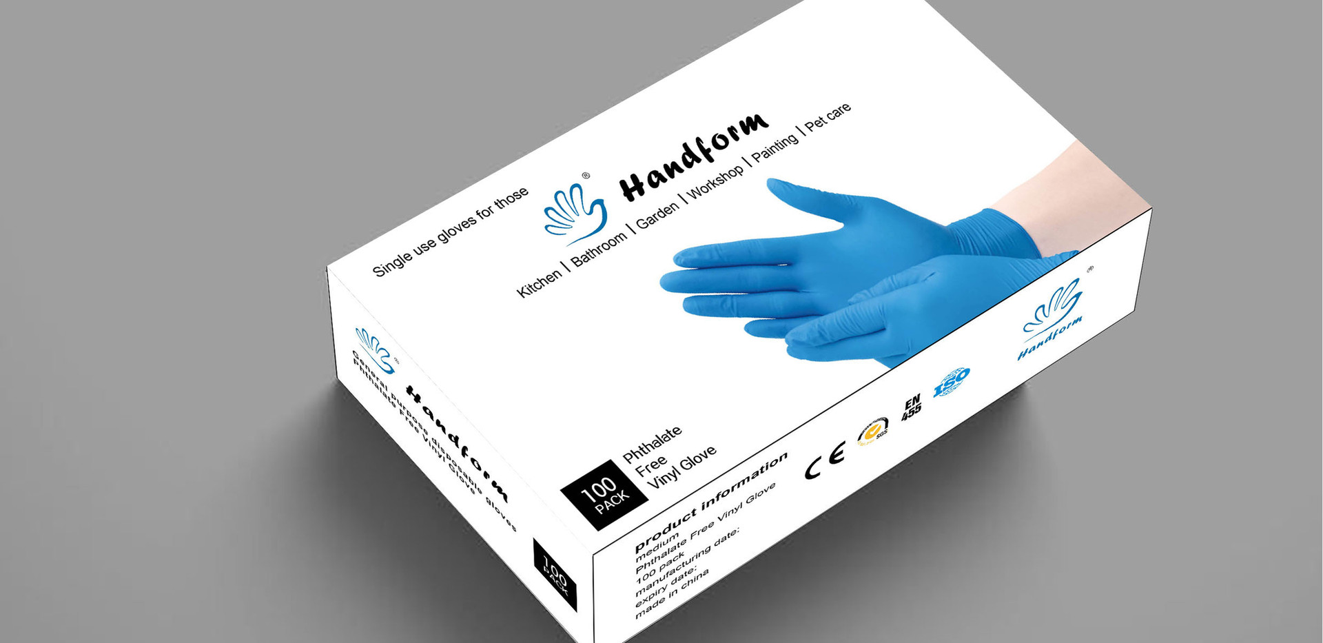Phthalate Free Vinyl Glove