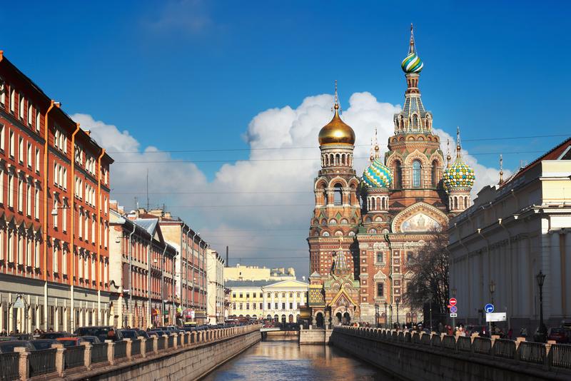 St Pietersburg-Russia