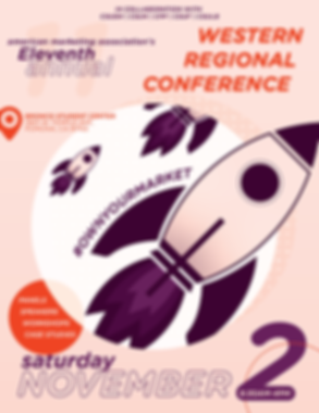 11th Western Regional Conference Flyer F