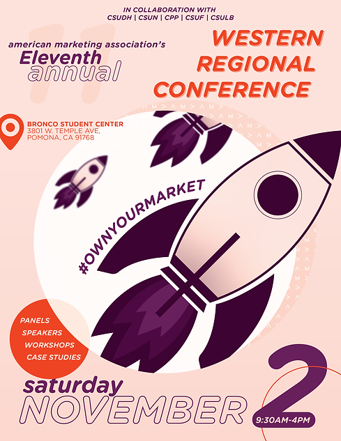 11th Western Regional Conference Flyer F