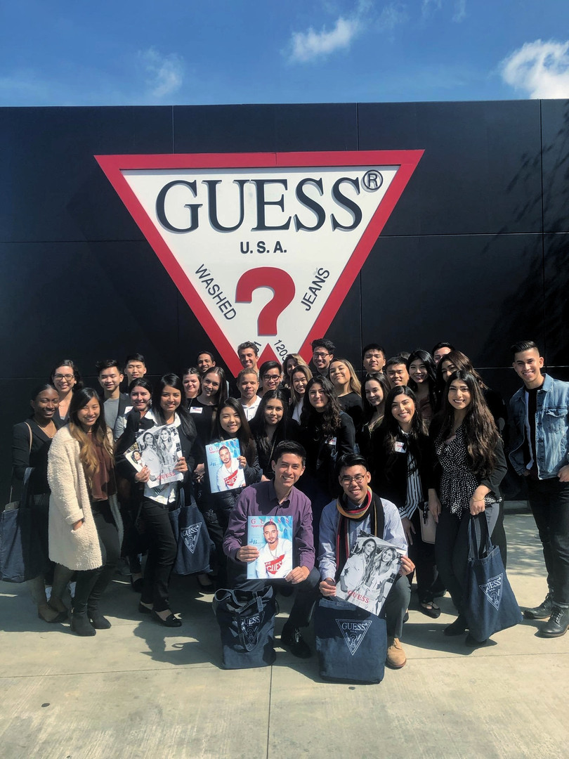 Guess? 2019