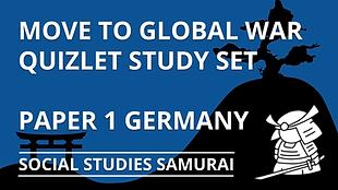 MTGW Paper 1 Germany Quizlet Study Set.p