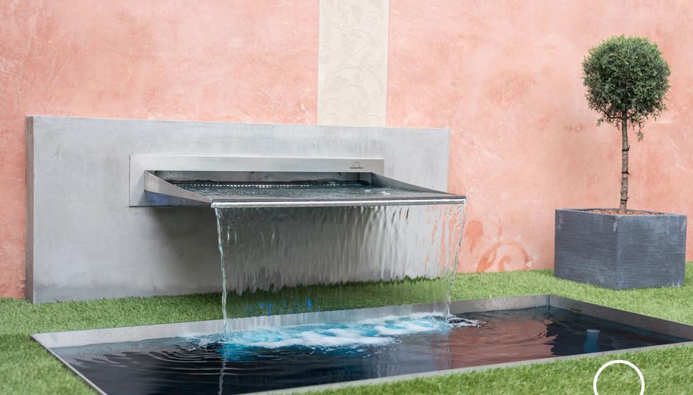 Wasserauslauf Dubai