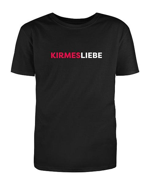 T-SHIRT MÄNNER, #KIRMESLIEBE
