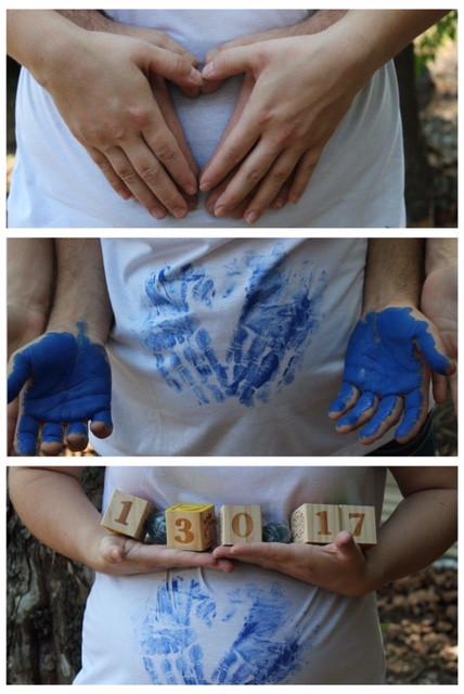 handprint announcement