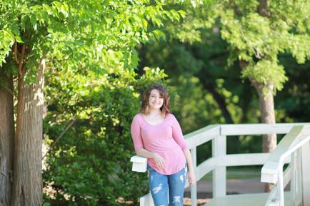 Senior in the Park