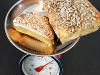 לחם גבינות