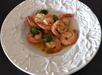 SHRIMPS LEMON BUTTER GRAM MASALA CREAM.P