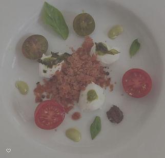 קפרזה עגבניות קפואות