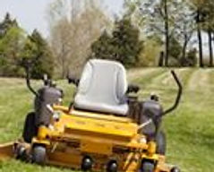 Property lawn maintenance mowing services