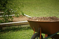 Brown mulch  berks county, Pennsylvania.