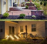 Paver patio install,  berks county, Pennsylvania.