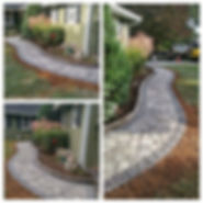 Walkway & sidewalk install  berks county, Pennsylvania.