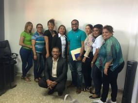 Educajuris y Daryeris Immigration Service  culminan con éxito el taller sobre ´´Cómo Actualizar Los