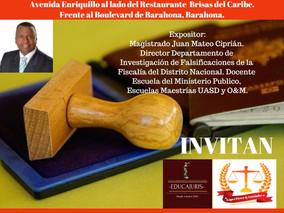Seminario en Manejo y Detección de Documentos Falsos Con Fines de Viajes-Región Sur.