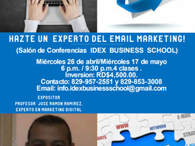 Hazte un Experto en Email Marketing