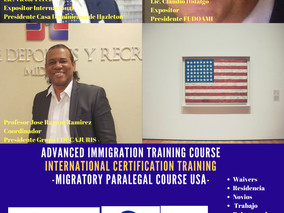 US Migratory Paralegal Course