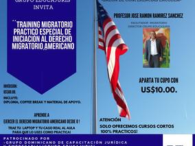 Iniciación al Derecho Migratorio Norte Americano