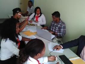Culmina con éxito el taller ´´ COMO GESTIONAR LOS SERVICIOS QUE OFRECE LA EMBAJADA AMERICANA A SUS
