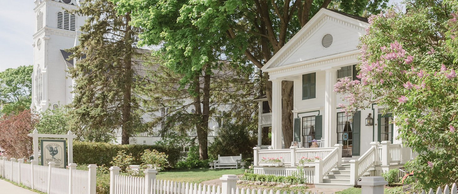 Historic Haan's 1830 Inn Bed and Breakfast