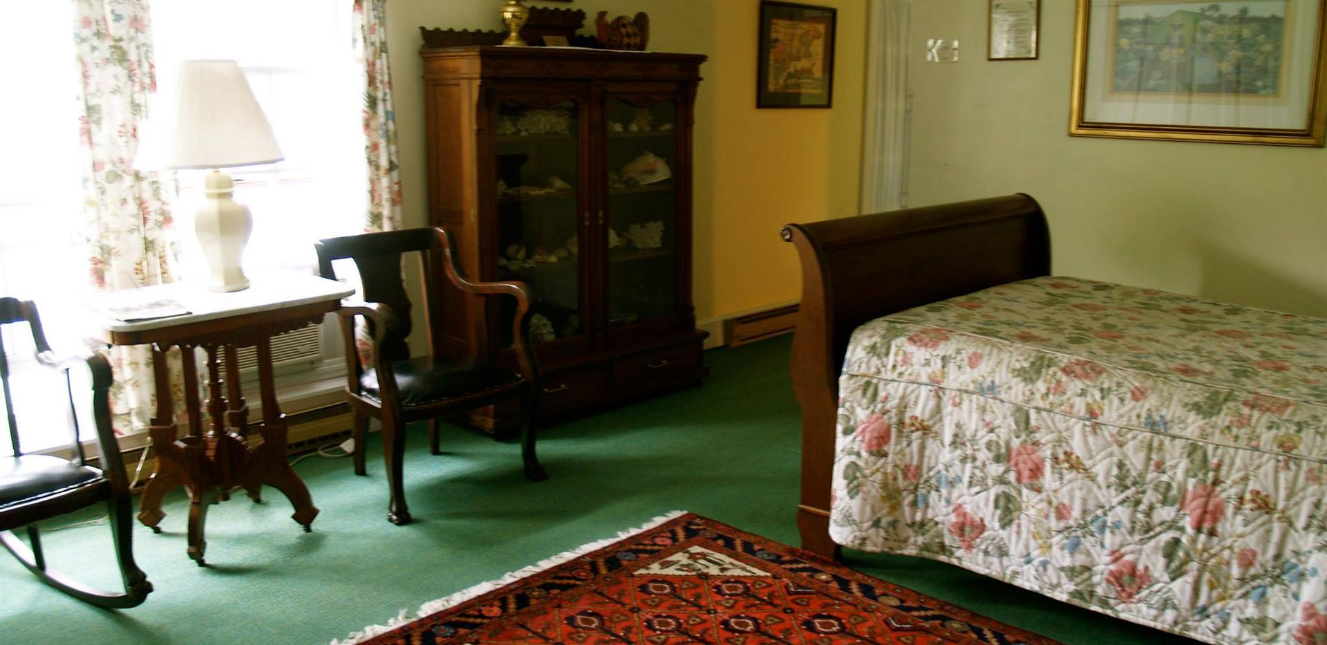 The Col William Preston Suite
