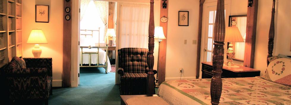 The Dr William Beaumont Suite