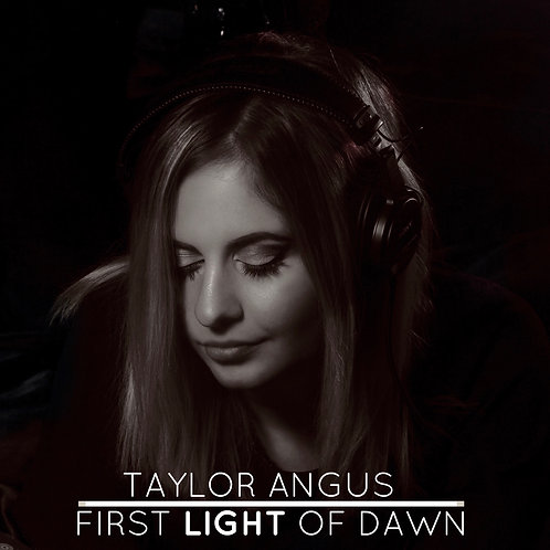 'First Light Of Dawn' Physical CD