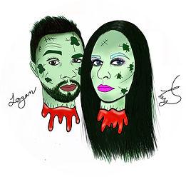 Taylor & Logan as zombies.jpg