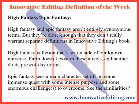 If You Want to Start a Fantasy Fiction Crowd Fight…