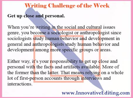 An Interactive Challenge