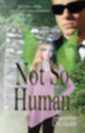 Not So Human by Jeannette DiLouie