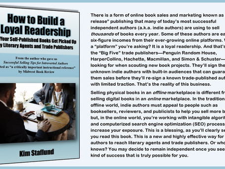 For the Love of Making Money on Your Books, Read This One!