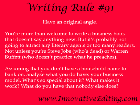 What Does Writing a Business Book That Sells Look Like?