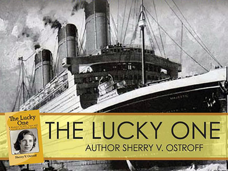 April's Author of the Month: Sherry Ostroff