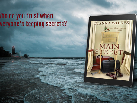 A Romance, a Mystery and a Very Fun Read