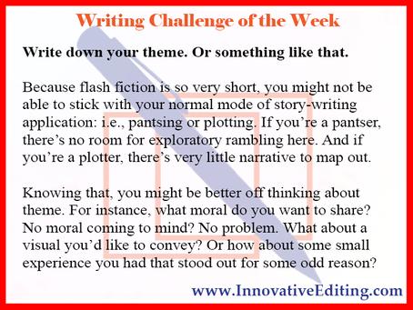 The Write Angle: How to Write Flash Fiction Like a Pro