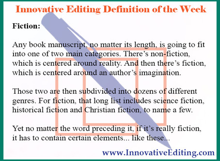 A Focus on Fiction for Novel Manuscript Writers
