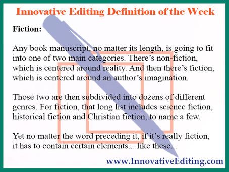 A Focus on Fiction for Novel Manuscript Writers